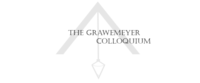 Grawemeyer Colloquium Papers